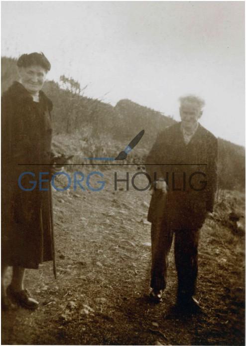 Georg Höhlig mit Schwester Lebenslauf