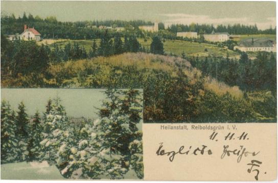 Reiboldsgrün Postkarte