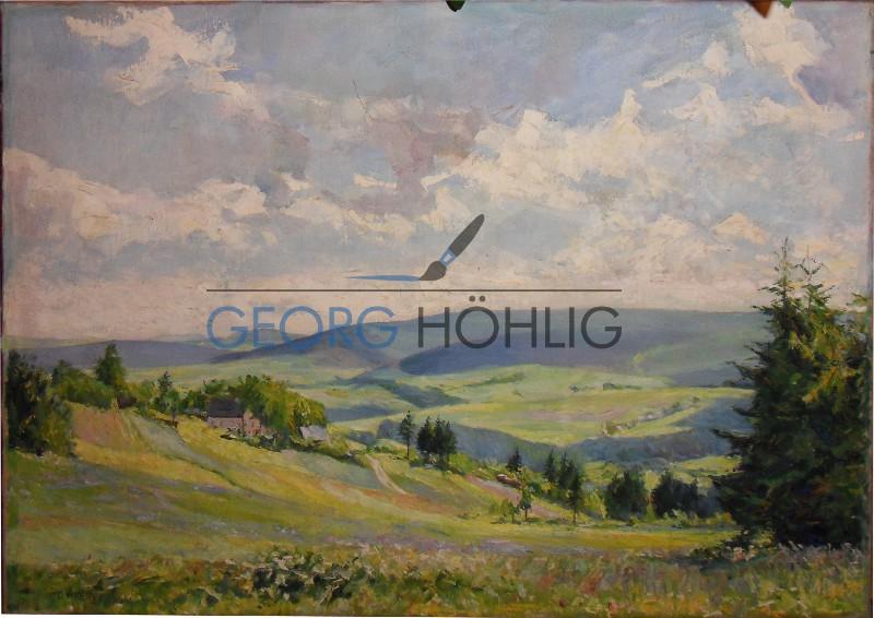 Georg Höhlig Crandorf Antonshöhe Frühling 1