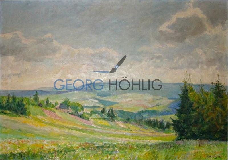 Georg Höhlig Crandorf Antonshöhe Frühling