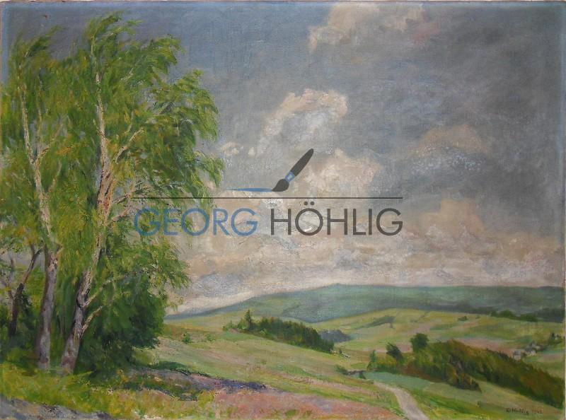 Georg Höhlig Crandorf-Pöhla