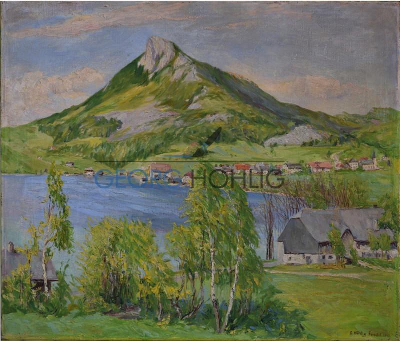 Georg Höhlig Fuschl am See 1943